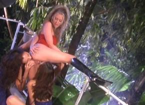 69 Scenes: Lesbian Orgies Scene 1
